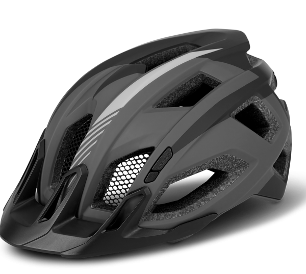 "Cube Rad Helm ""Quest"" black Gr. M"