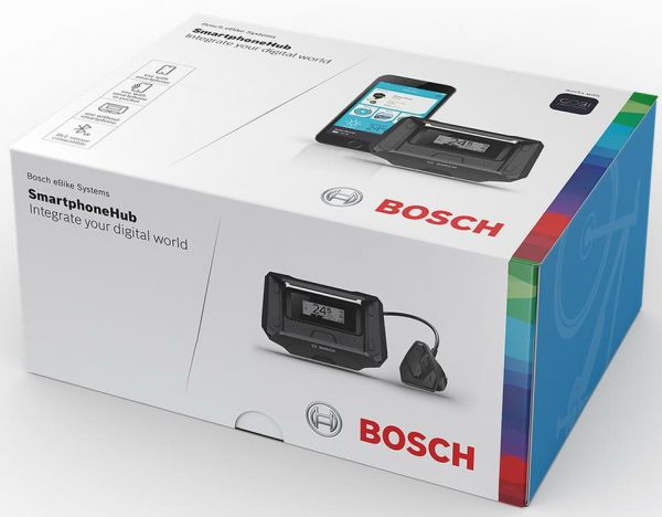 "Bosch E-bike Nachrüst Kit ""SmartphoneHub"" (3. Gen) - Premiumverpackung"