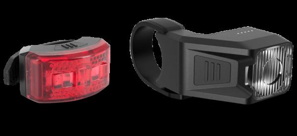 "Cube LED Beleuchtungs Set ""ACID PRO 30 USB"" StVZO zugelassen"