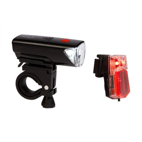 "Cube LED Outdoor-Beleuchtungs Set ""RFR Lichtset CMPT"" black"