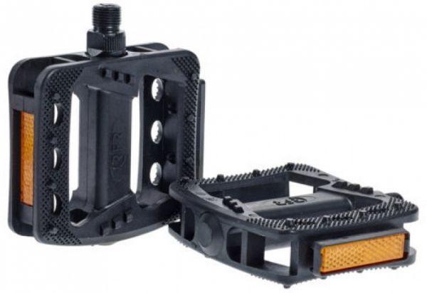 """Cube RFR Plattform Pedale """"Flat HQP CMPT"""" black"""