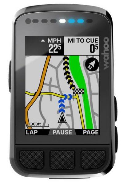 """Wahoo """"Elemnt Bolt v2"""" GPS Fahrradcomputer"""