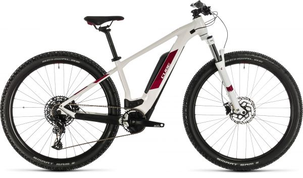 "CUBE ""Access Hybrid Pro 500"" white´n´berry 2020"