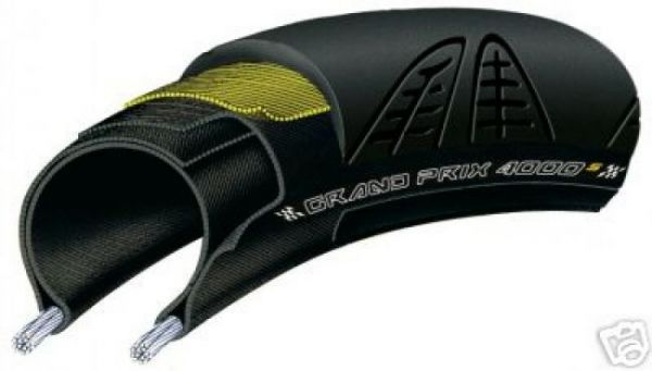 """Continental """"Grand Prix 4000 S II"""" 25er"""