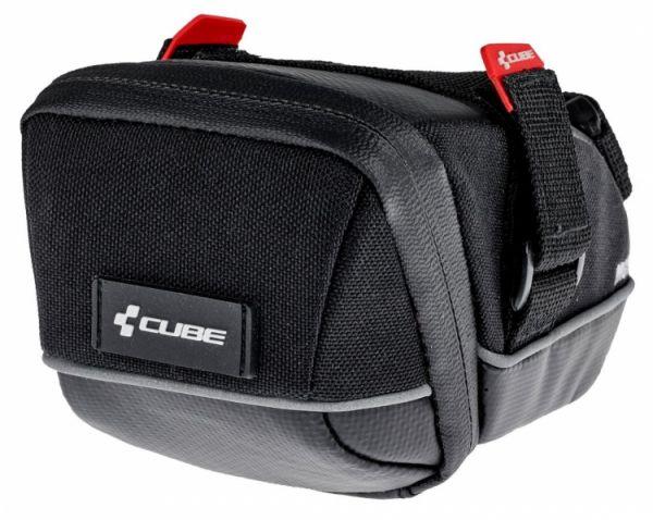 """Cube Satteltasche """"Pro M"""" black 0,8 L"""