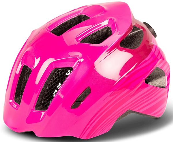 "Cube Kid's Helm ""Fink"" pink"