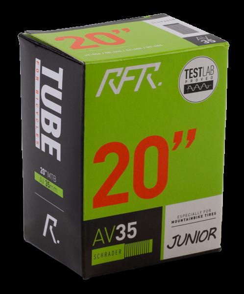 """Cube Schlauch 20 Zoll """"RFR Junior"""" AV 35mm"""