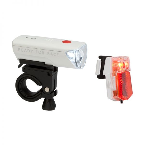 "Cube LED Outdoor-Beleuchtungs Set ""RFR Lichtset CMPT"" white"