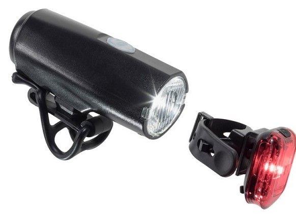 "Cube LED Beleuchtungs Set ""RFR Tour 18 USB"" StVZO zugelassen"