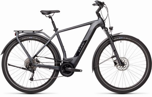 "CUBE ""Kathmandu Hybrid ONE 500"" iridium´n´black 2021"