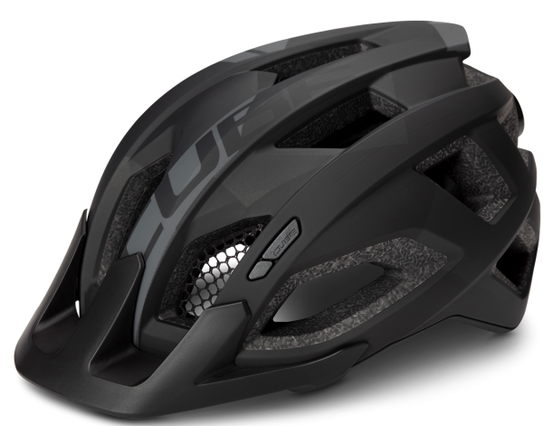 "Cube Rad Helm ""Pathos"" black´n´grey Gr. M"