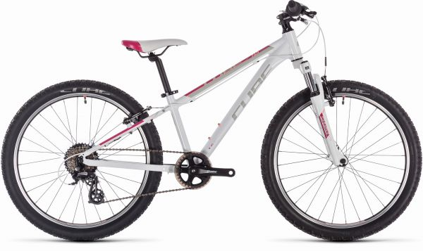 """CUBE """"Access 240"""" white´n´red´n´coral 2020"""