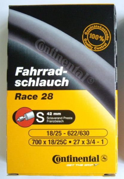 Continental Schlauch Race 28 (S42)