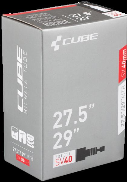 Cube Schlauch MTB 27,5 - 29 Zoll (SV Ventil)