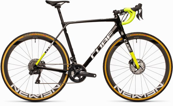 "Cube ""Cross Race C:62 Team Edition"" carbon´n´flashyellow 2021"