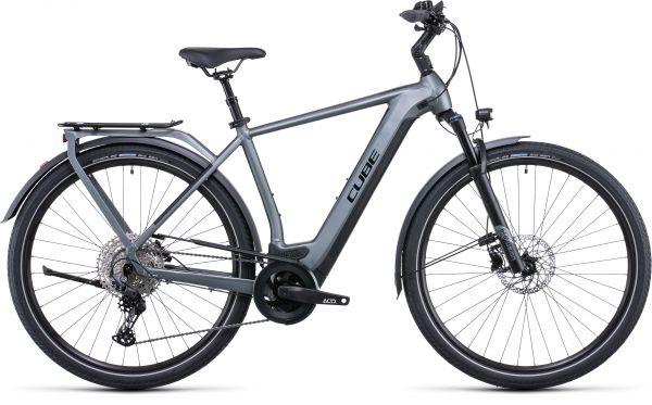 "CUBE ""Kathmandu Hybrid Pro 625"" flashgrey´n´black 2022"