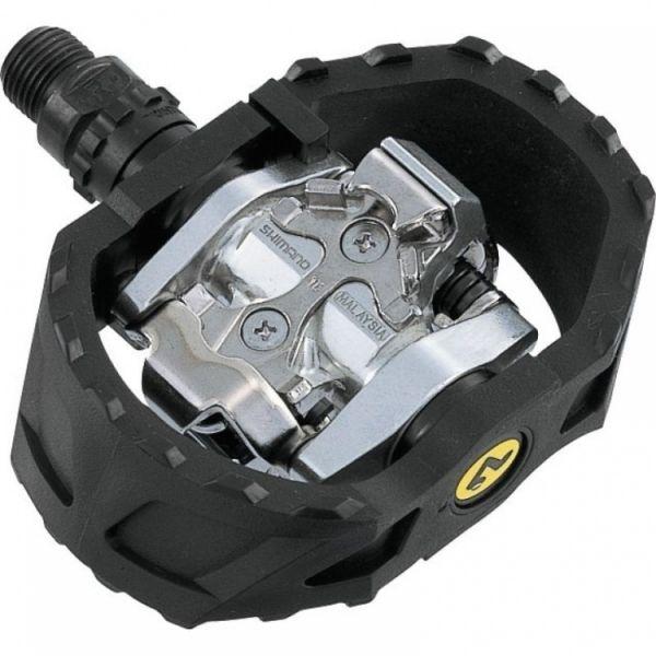 "Shimano MTB/BMX Klickpedal ""PD-M 424"""